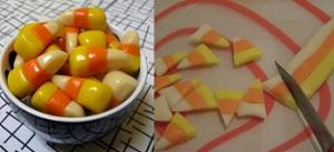 Because Candy Corn is one of those things that is worth spending inordinate amounts of time to improve upon.  Not.